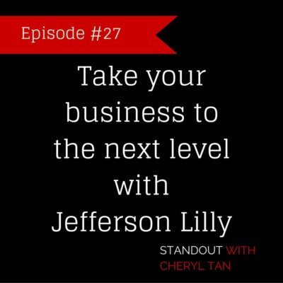 27: Take your business to the next level with Jefferson Lilly