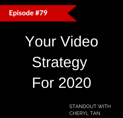 79: Your Video Strategy For 2020